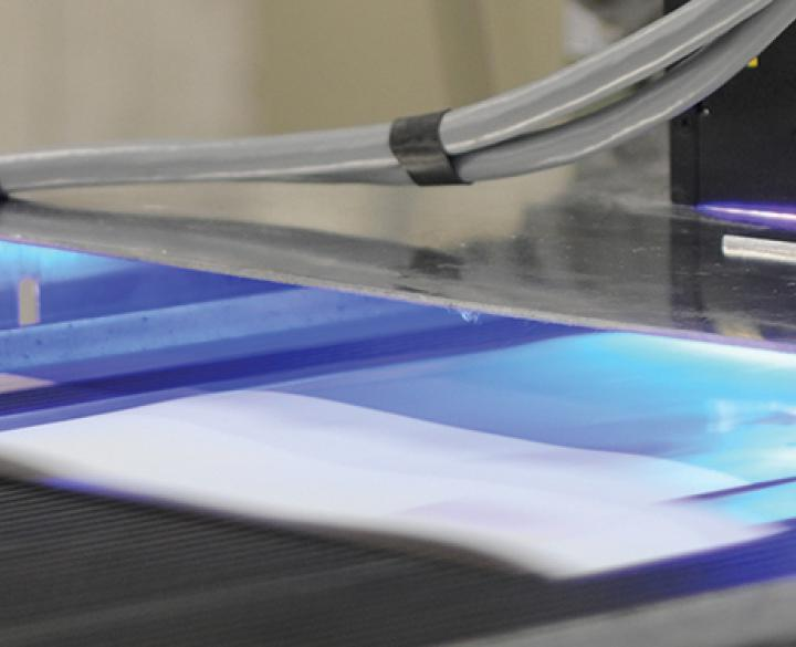 uv-led curing