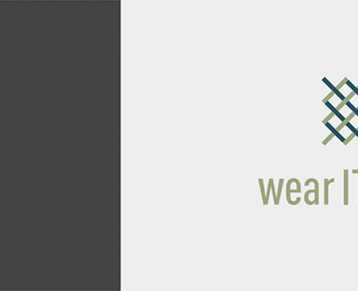 wearIT4Health project banner