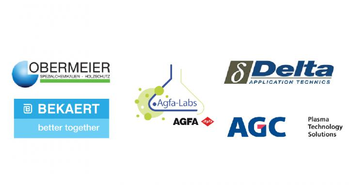 Sponsors of the Cluster Innovatieve Coatings