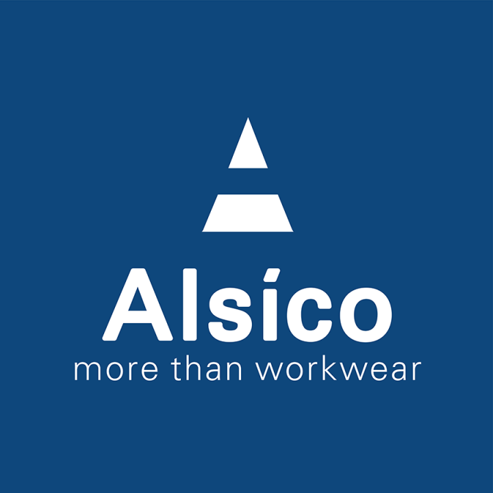 Alsico logo more than workwear