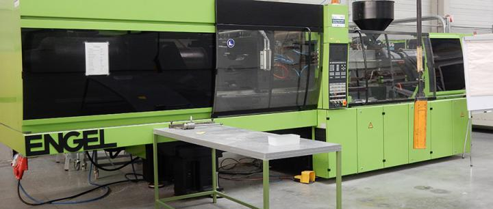 Injection moulding ENGEL