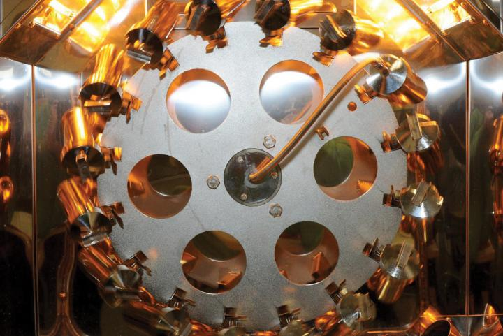 IR reel type dyer