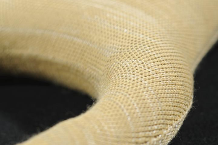 Knitted composite reinforcement