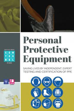 cover brochure ppe